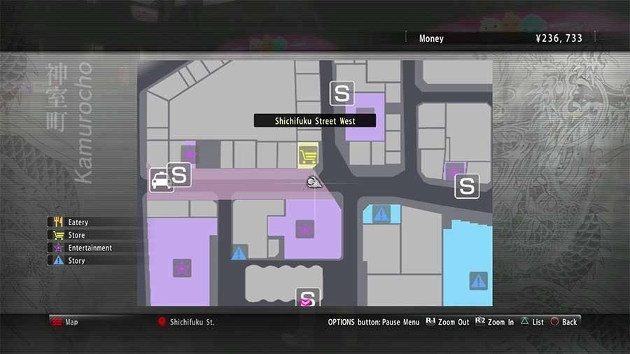 Locker Key G1 Location