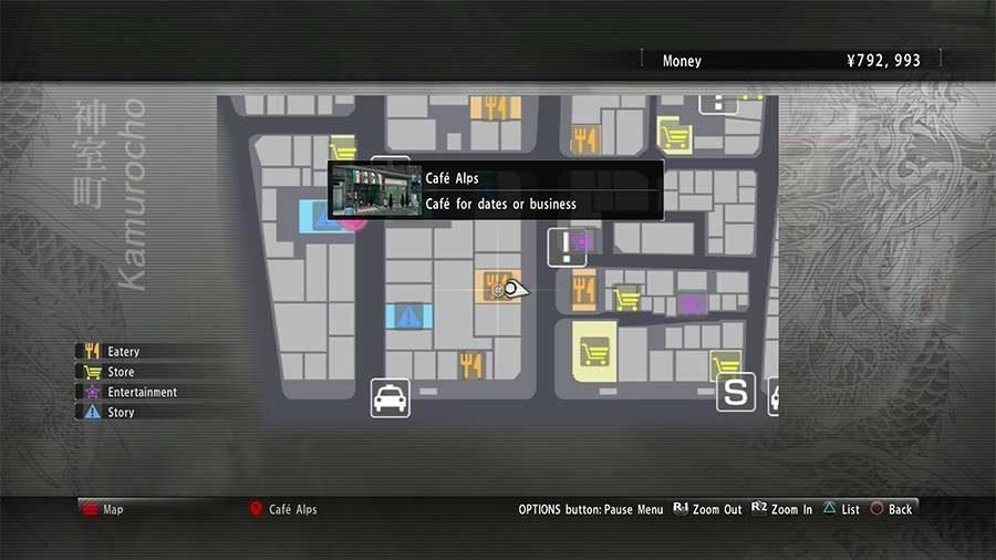 Locker Key G3 Location
