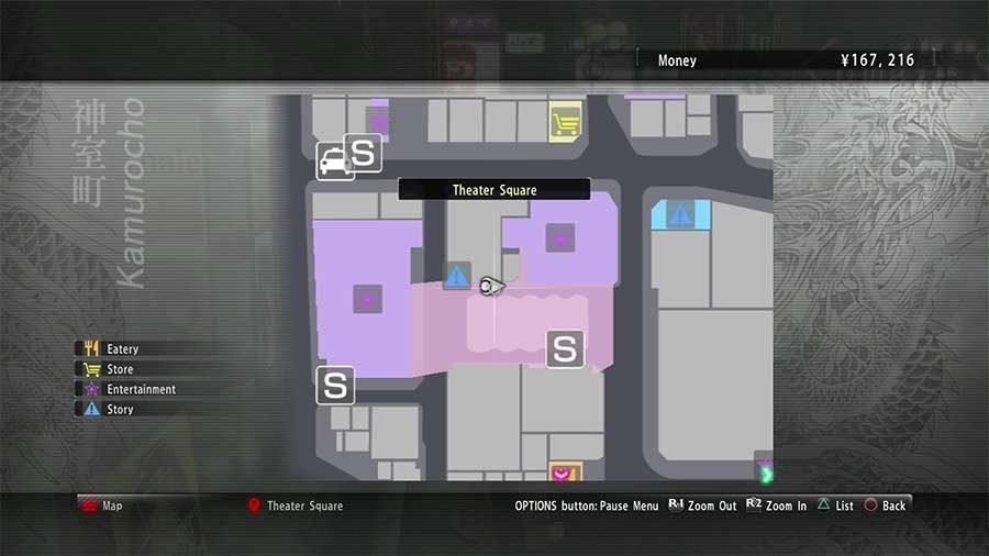 Locker Key H2 Location