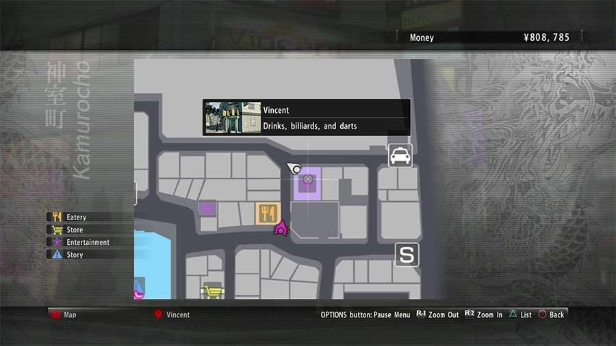 Locker Key H5 Location