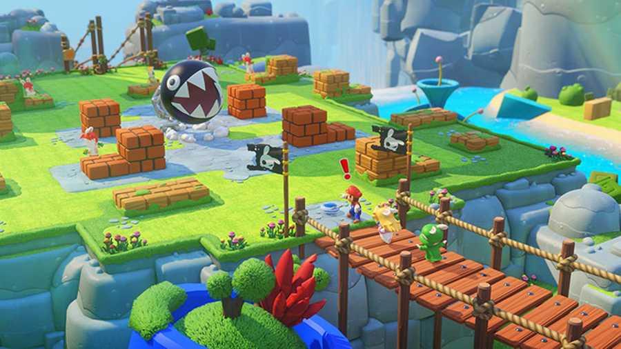 Mario And Rabbids Kingdom BAttle honest Review