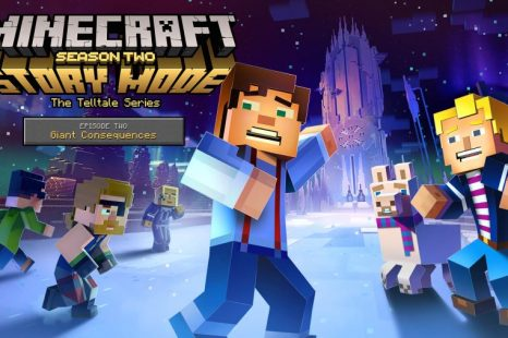 Minecraft: Story Mode Season Two Episode Two Review