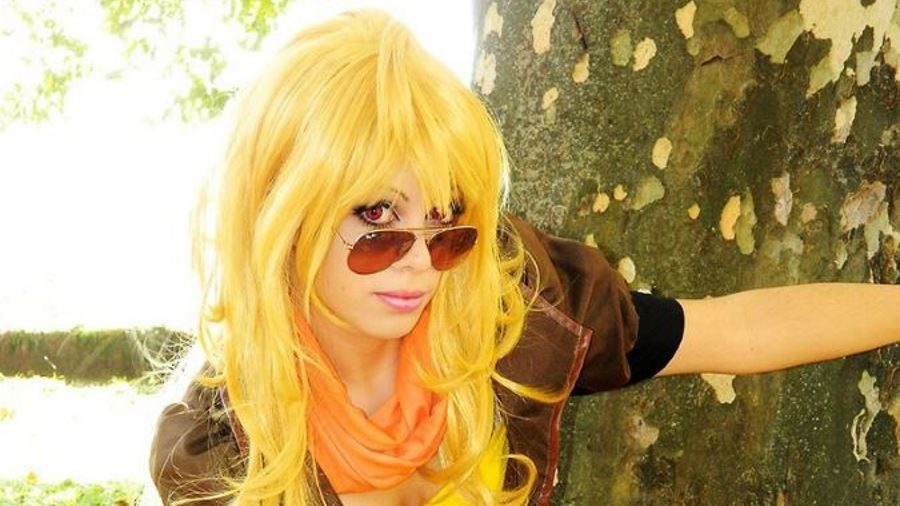 RWBY Yang Xiao Long Cosplay - Gamers Heroes