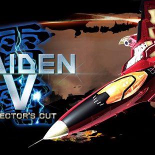 Raiden V: Director's Cut Arriving in October