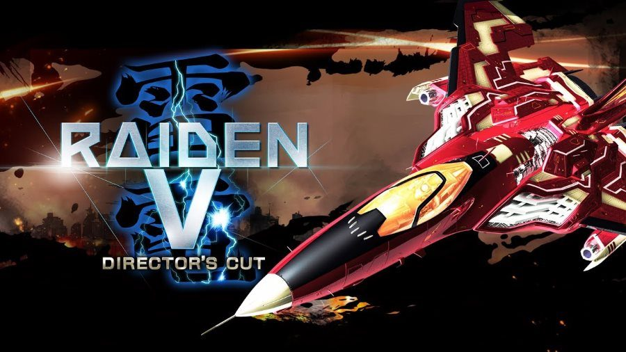 Raiden V - Gamers Heroes