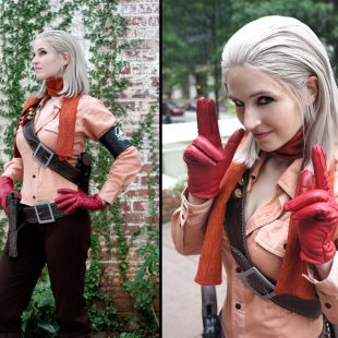 Cosplay Wednesday – Metal Gear Solid's Revolver Ocelot (Female)
