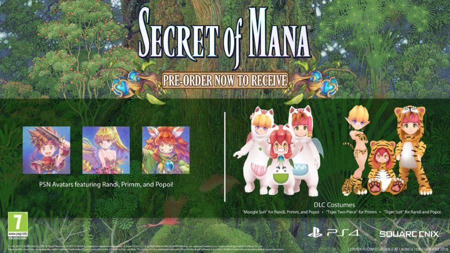 Secret of Mana - Gamers Heroes
