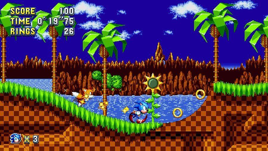Sonic Mania - Gamers Heroes