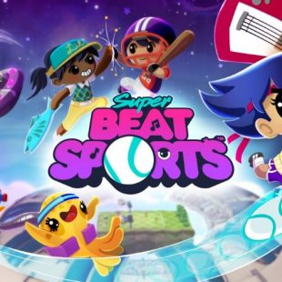 Harmonix's Super Beat Sports Coming to Switch