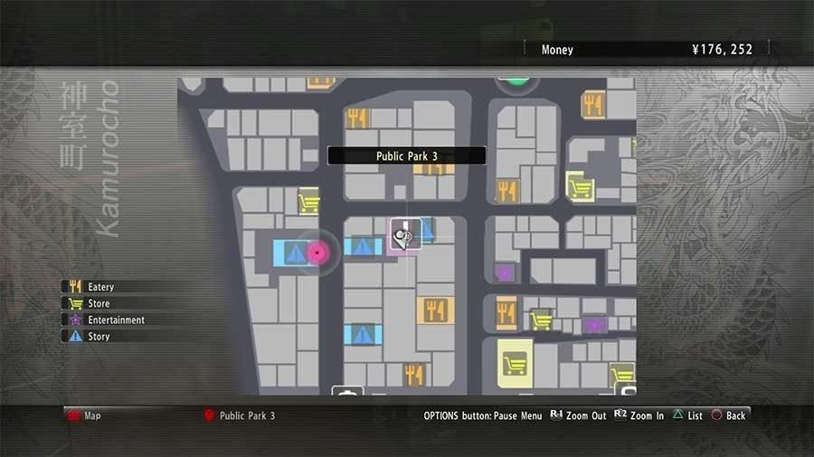 Locker Key H1 Location