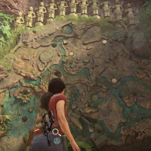 Uncharted The Lost Legacy Chapter 4 Token Locations