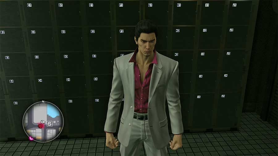 What's In The Lockers - Yakuza Kiwami Guide