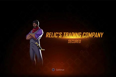 Where To Find Relic Trading Company Posts In Agents Of Mayhem