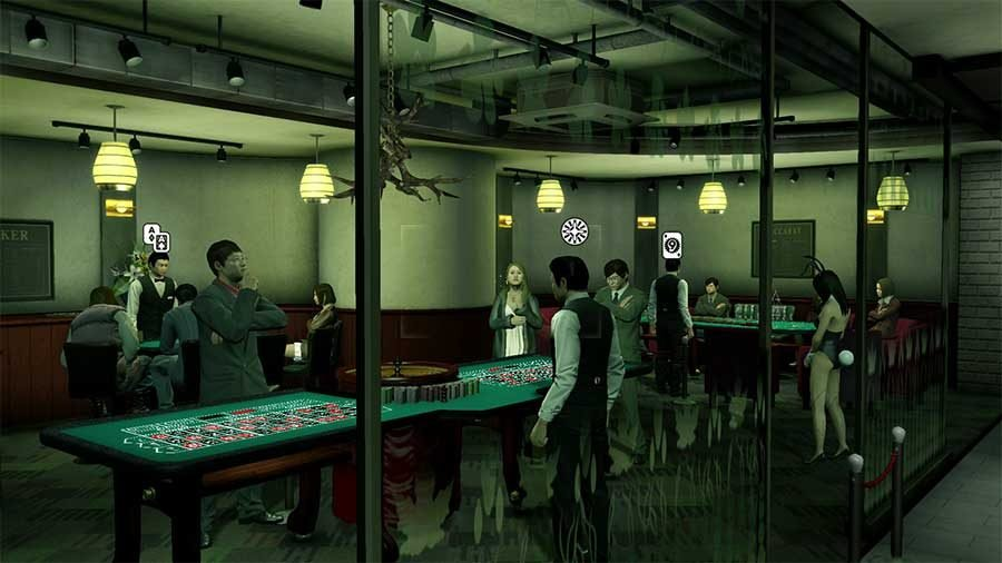 Where To Find The Secret Casino In Yakuza Kiwami
