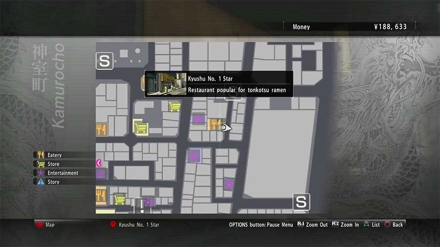 Where To Find The Secret Casino In Yakuza Kiwami Location
