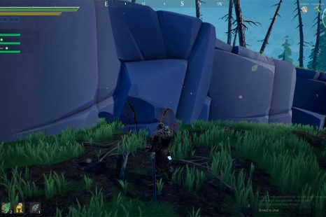 Where To Get Iron Ore In Dauntless