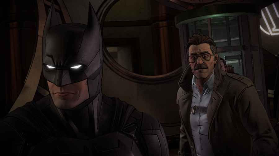Batman The Enemy Within honest Review
