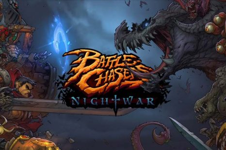 Battle Chasers Nightwar Animated Intro Released