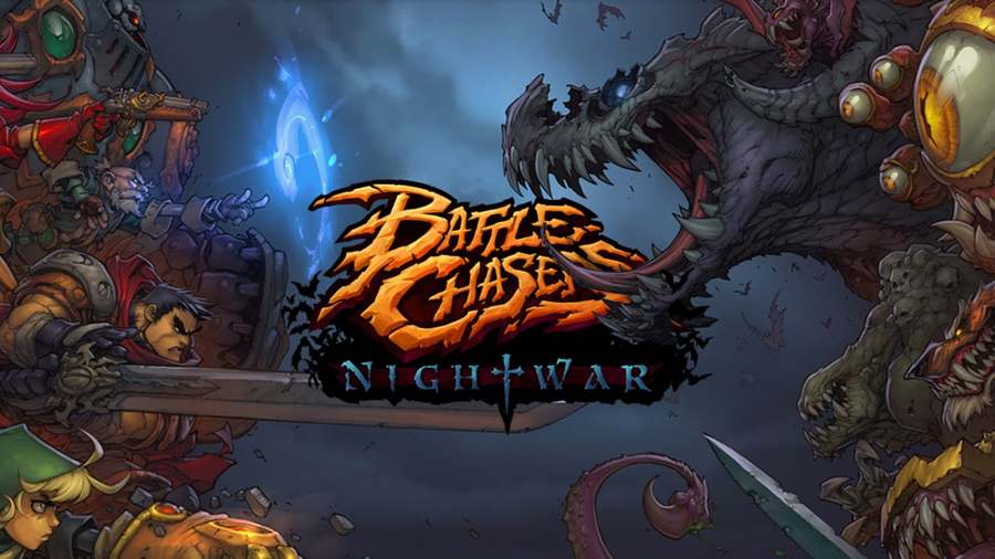 Battle Chasers Nightwars Animated Intro Released
