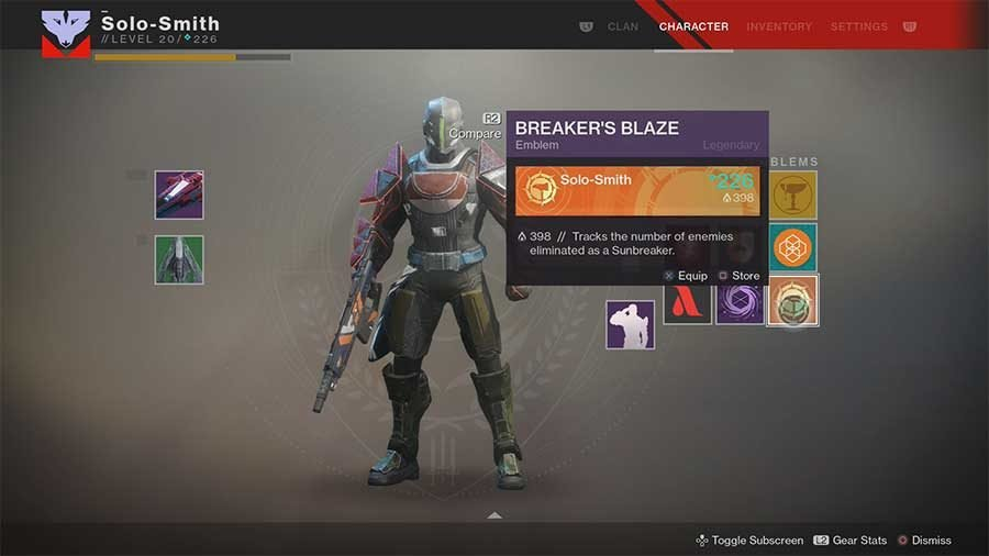Breakers Glaze