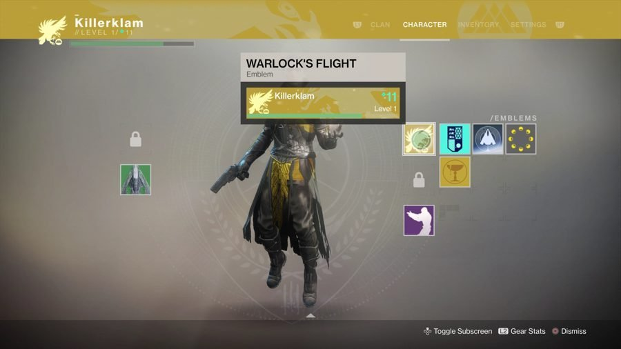 Warlocks Flight