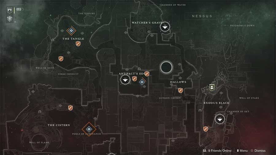 Destiny 2 Lost Sectors Guide - Nessus
