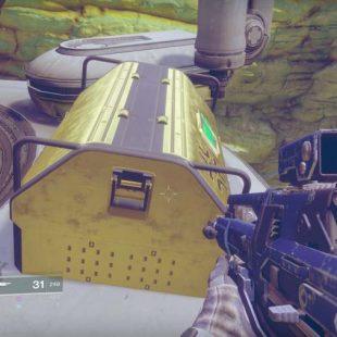 Destiny 2 Region Chests Guide – IO