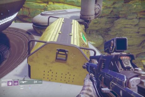 Destiny 2 Region Chests Guide – IO