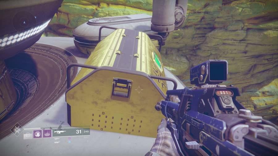 Destiny 2 Region Chests Guide - IO