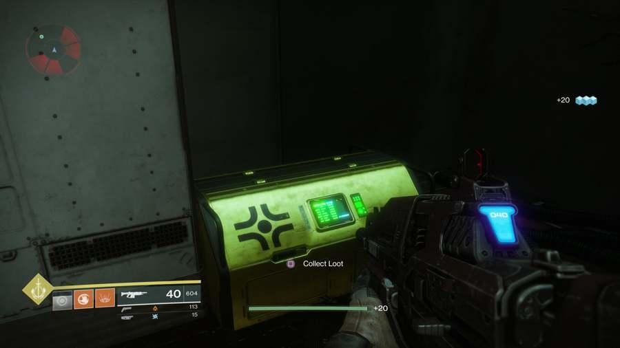 Destiny 2 Region Chests Guide - Titan