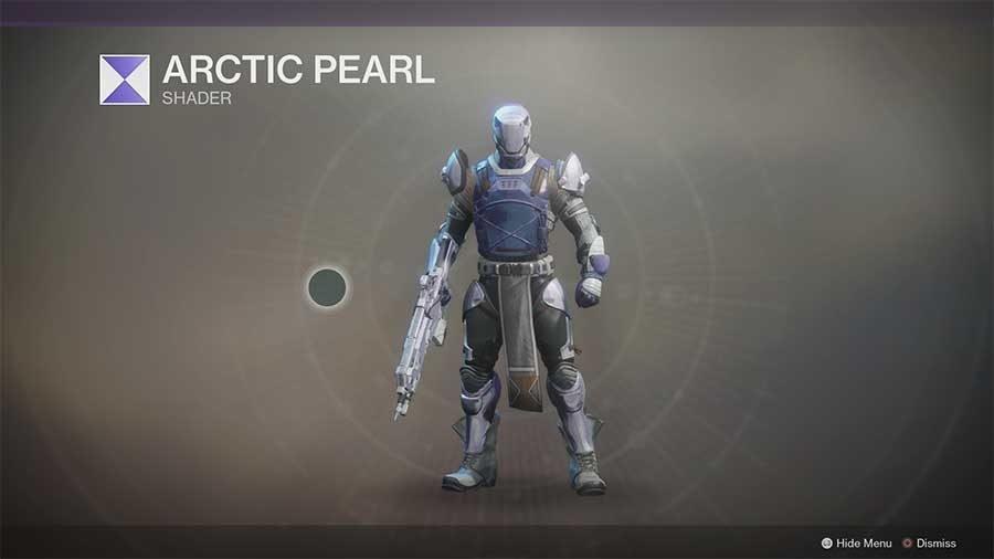 Arctic Pearl
