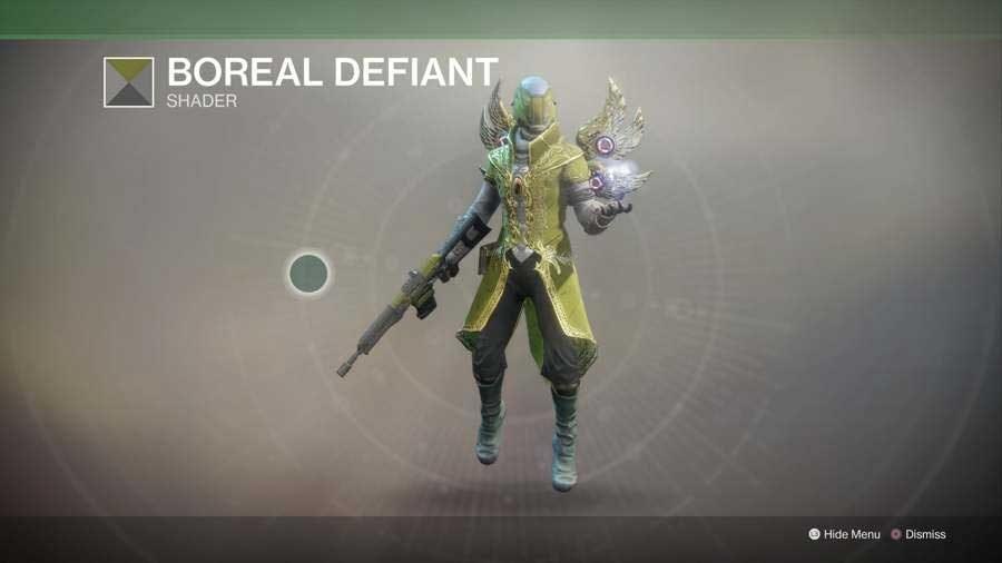 Boreal Defiant