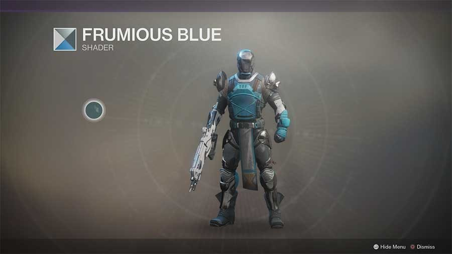 Frumious Blue