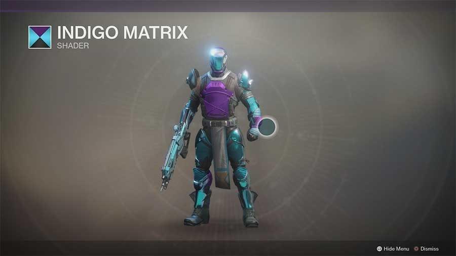 Indigo Matrix
