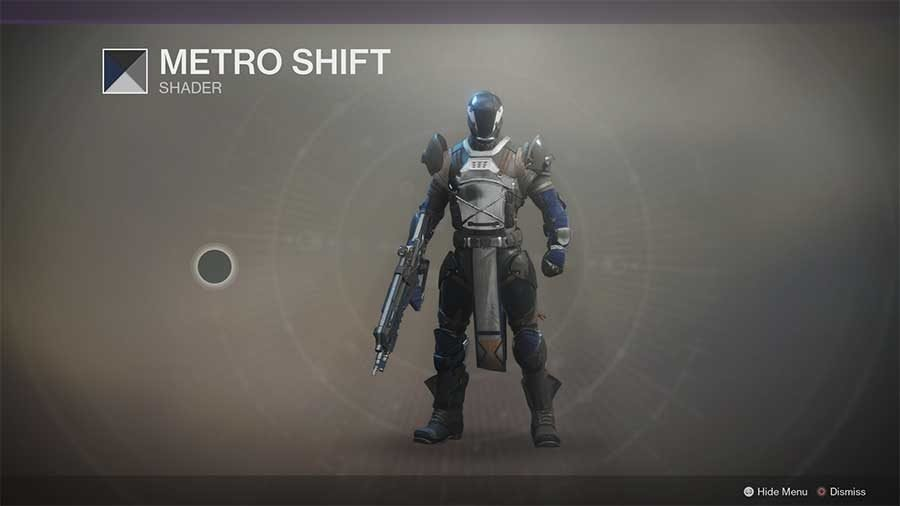 Metro Shift