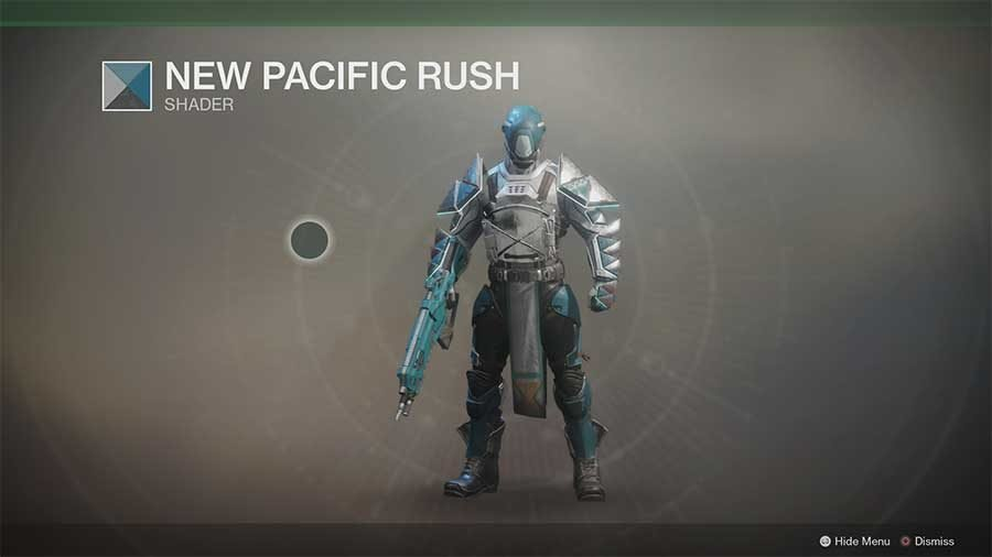 New Pacific Rush