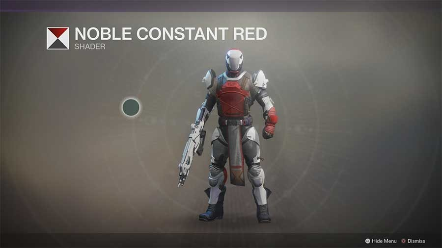 Noble Constant Red