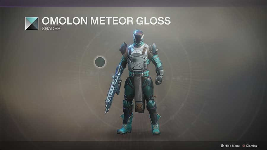 Omolon Meteor Gloss