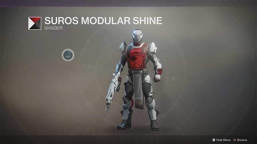 Suros Modular Shine
