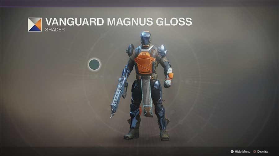Vanguard Magnus Gloss