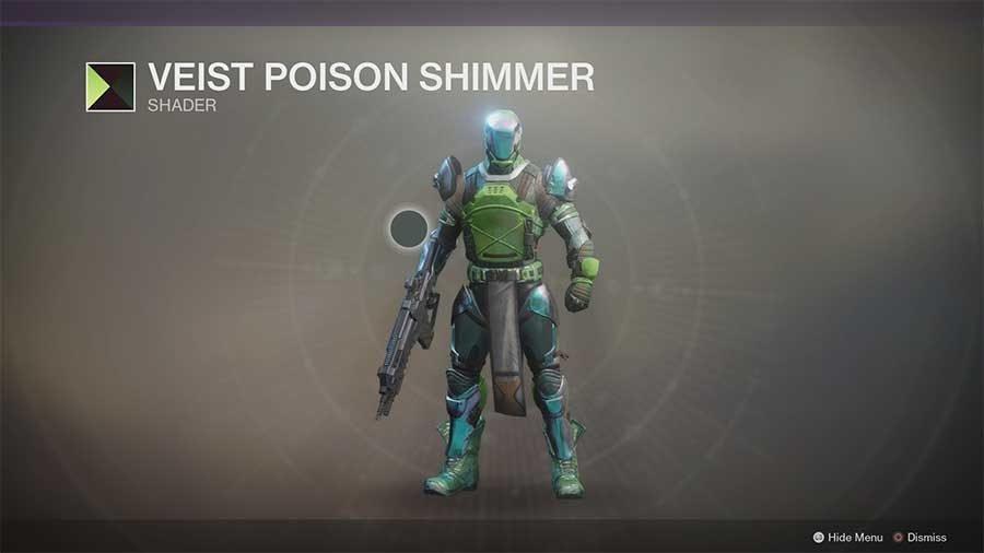 Veist Poison Shimmer