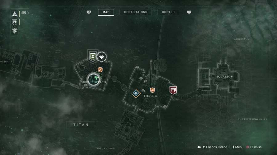 Destiny 2 Titan Chest Location 2