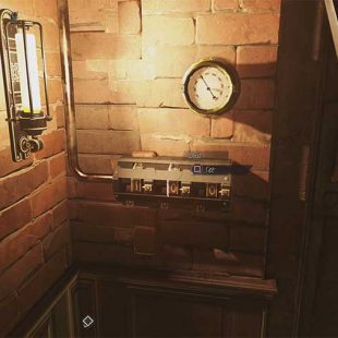 Dishonored Death Of The Outsider Black Market Door Code – Mission 2