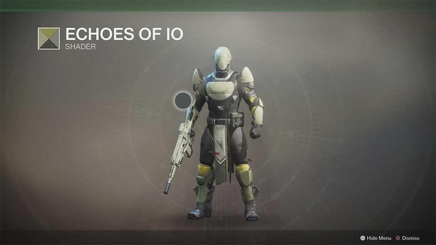 Echoes Of Io