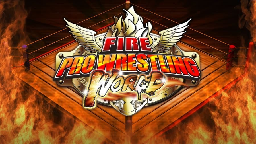 Fire Pro Wrestling World - Gamers Heroes