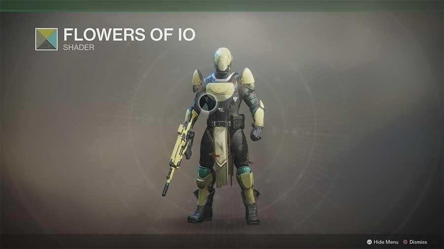 Flowers Of Io