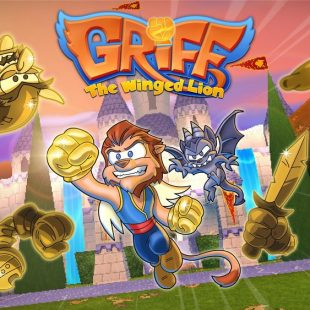 Retro Platformer Griff the Winged Lion Announced