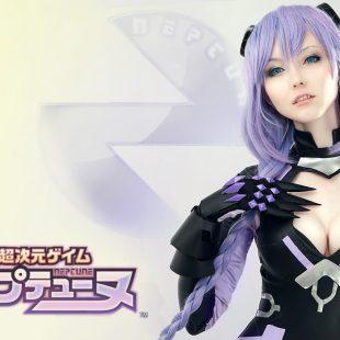 Cosplay Wednesday – Hyperdimension Neptunia's Purple Heart