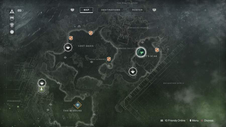 Destiny 2 Region Chests Guide Io