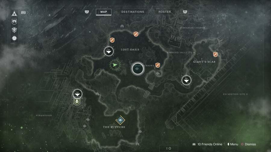 Destiny 2 Region Chests Guide - IO on